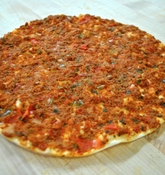 Armenian Pizza – Lahmajoun | Product Categories | Arenie